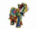 Trencadis Carnival Collection Elephant. Gaudí. 18cm
