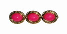 Three Ball Enamel Flamenco Brooch 2.60€ #503495057