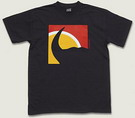 T-shirt Square and Black Bull