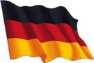 Germany flag sticker 1.30€ #508544720