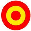 ステッカー スペイン国旗 1.80€ #508544024
