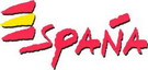 Sticker - Spain cut out