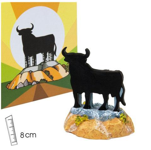 Paperweigth Osborne Bull