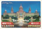 Barcelona. Multimedia Postcard. Dvd 9.99€ #50553003