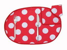 Individual Tablecloth - Red with White Polka Dots 5.50€ #50492034