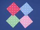 Small Table Napkins with Polka Dots 3.00€ #50547004