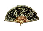 Black Fan Pin 1.90€ #50083P0001