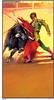 The bullfighting posters with bullfighting scenes Ref. 206B 10.10€ #50491CCN206B