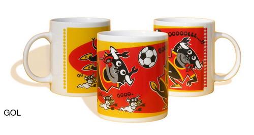 Goal Mug 5.95€ #505460006