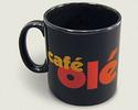 Mug Café Olé in black