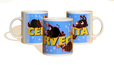 Blue Mug Cervecita 5.95€ #505460004