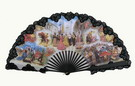 Fan souvenir  for decoration ref. 7171 20.00€ #501027171
