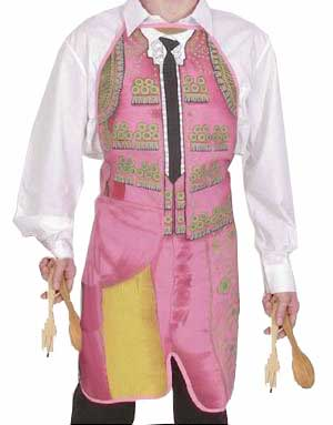 Torero Apron without Oven Glove