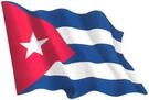 Pegatina Bandera de Cuba 1.30€ #508540CUBA