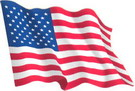 USA flag sticker 1.30€ #508540USA