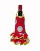 Delantal Flamenca para Botellas Rojo Lunar Blanco 5.00€ #504920026