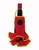 Tablier flamenco pour bouteilles Rouge à pois noir 4.95€ #504930025