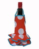Orange Flamenco Bottle Apron with White Dots 5.00€ #504920029