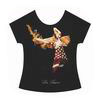 La Truco Flamenco Dancer T-Shirt. Polka Dots dress 18.10€ #50008LUNARES