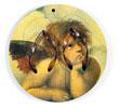 Painters Slippers mod. Angel Madonna Sixtine 18.00€ #505760018