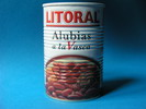 Alubias a la Vasca - Litoral 2.75€ #505830005