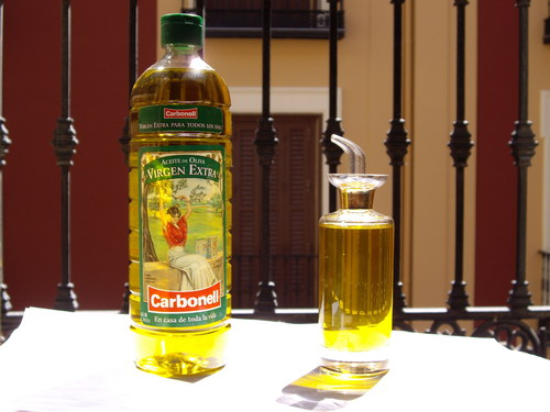 Huile d'Olive Carbonell. 1 Litro