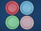 Small Plates with Polka Dots 4.00€ #50547002