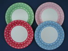 Big Plates with Polka Dots 5.95€ #50547001