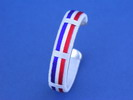 French Flag Bracelet 18.00€ #50577FRANCIA