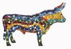 Mosaic Gaudí Bull. Barcino