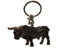 Key ring with black mosaic bull 7.25€ #5057910368
