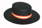 Cordobes hat with the Spanish flag 4.25€ #50589001