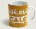 Mug joé que Caló in yellow 6.90€ #50543TZ00442