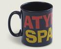 マグカップ 『ATYOICAL SPANISH』 ブラック 6.90€ #50543TZ2202