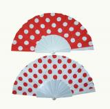 Flamenco fans with polka dots 3.25€ 501020014