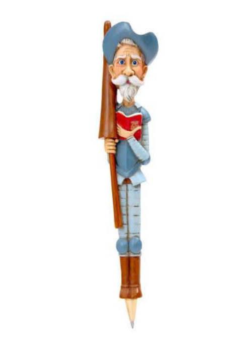 Stylo Don Quijote de La Mancha 3D