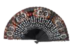 Wooden Fans Hand Painted by both sides. Ref. 4427 4.96€ #505804427