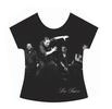 La Truco Flamenco Dancer T-Shirt. Black Dress 18.10€ #50008TRUCOBN