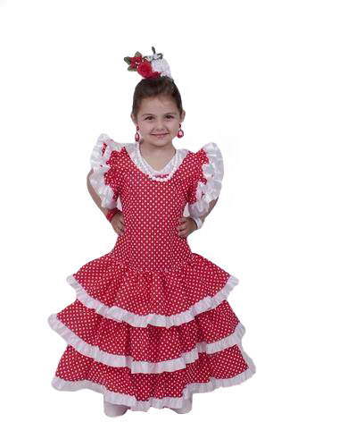 Flamenco Dress For Girl Model Eco Feston Carnival Costumes Ideas Girl S Sevillanas And Bullfighter S Costumes And Capes Flamenco Accesories Halloween Carnival