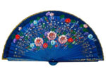 Fretwork Fan and Painted by Two Faces. ref 1157 4.96€ #503281157
