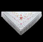 Embroidered Shawl Made in China. 170cmX80cm 8.35€ #50034529016BCO