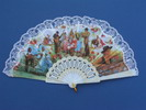 Fan With Flamenco and Bullfights Scenes ref. 2711 3.25€ #501022771