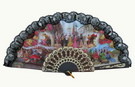 Fan With Flamenco and Bullfight Scenes ref. 2778 3.25€ #501022778