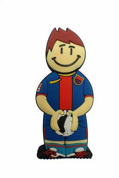 USB flash 8 Gb Barcelona Football Player