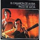 CD Al verte las flores lloran - Camaron y Paco de Lucia