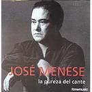 CD La pureza del cante. Menese