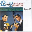 12 Succès pour deux guitares flamencas - Paco de Lucia