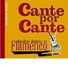 cante por cante (cd + libro didactico de flamenco)