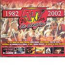 Rtt 20 años de alegria (1982-2002)