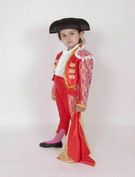 Bullfighter's Costumes